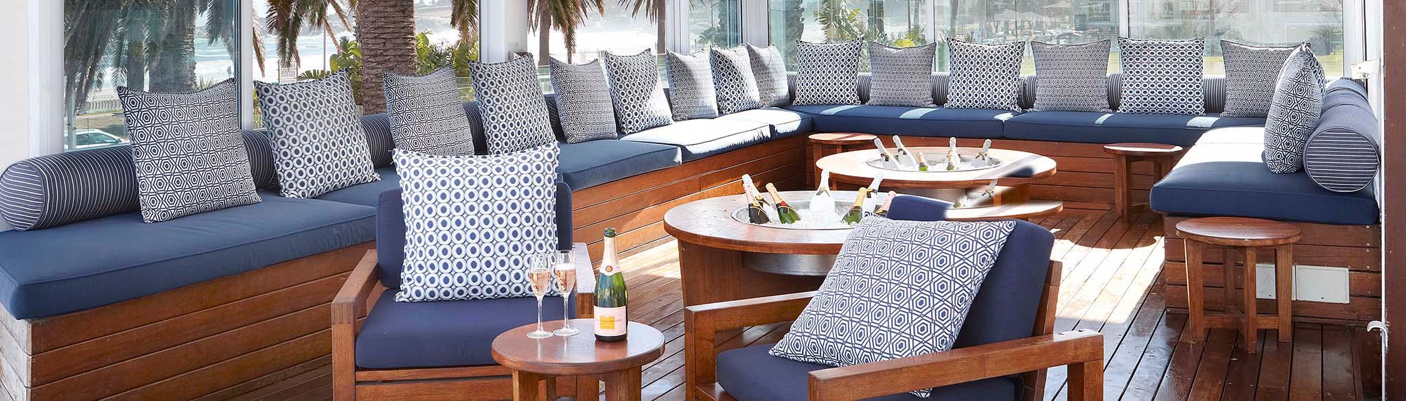 Sandy B VIP Lounge