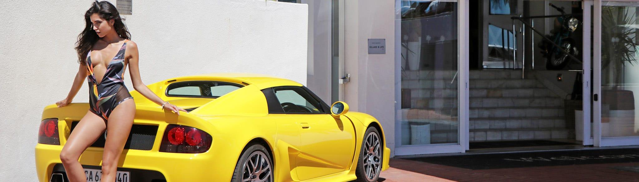 Sandy B Parking Model