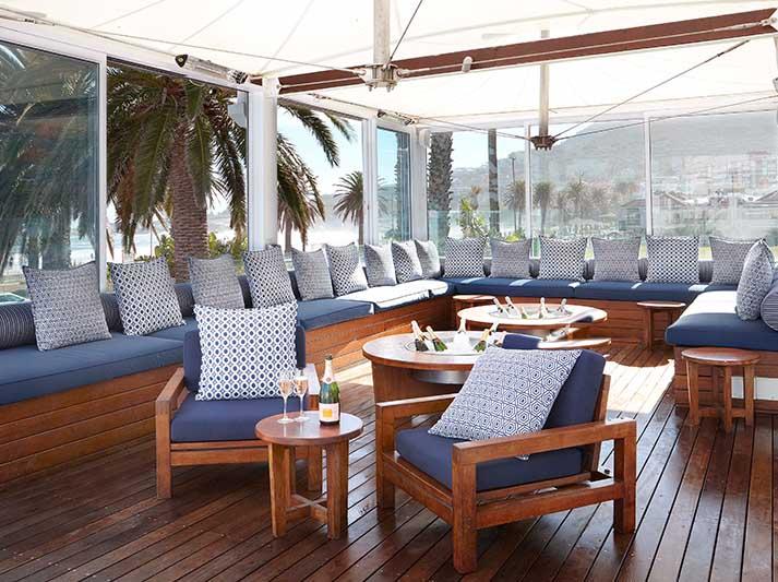Sandy B Mobile VIP Lounge